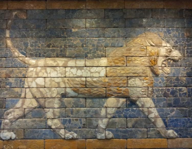 babylonin-leijona